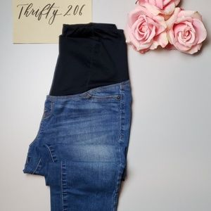 [Isabel Maternity] Skinny Crop Jeans